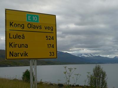 Velotour Lofoten-Vesterålen-Narvik / @RobAng 2012 / Elvegard, Bjerkvik, Nordland, NOR, Norwegen, 22 m ü/M, 14/09/2012 16:00:55