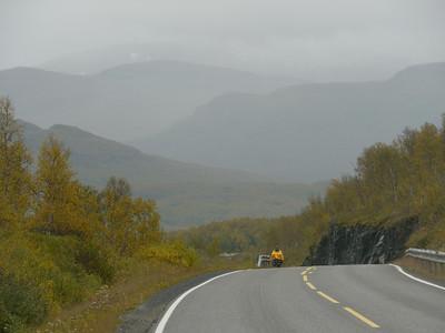 Velotour Lofoten-Vesterålen-Narvik / @RobAng 2012 / Tennevoll, Tennevoll, Troms, NOR, Norwegen, 400 m ü/M, 14/09/2012 13:46:22