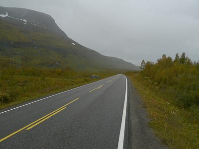 Velotour Lofoten-Vesterålen-Narvik / @RobAng 2012 / Tennevoll, Tennevoll, Troms, NOR, Norwegen, 400 m ü/M, 14/09/2012 13:45:55