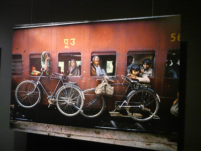 "RobAng 2012 -> @ original by Steve McCurry, taken in exhibition ""ikonikse fotografier"" in Kopenhagen Sept. 2012"