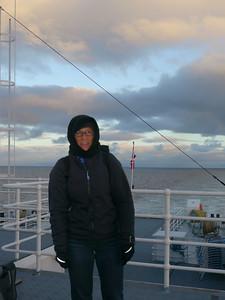 Überfahrt per Fähre Bodø - Moskenes (Lofoten) / @RobAng 2012 / 0m  ü/M, 08/09/2012 19:25:52