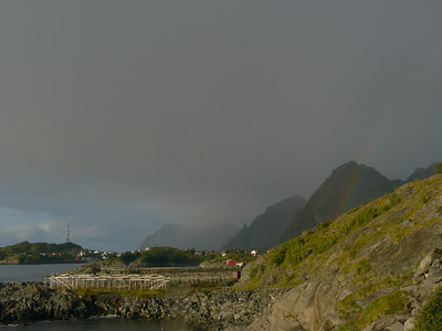 Velotour Lofoten-Vesterålen-Narvik  / @RobAng 2012  / Moskenes, Sørvågen, Nordland, Lofoten, NOR, Norwegen, 2 m ü/M, 09/09/2012 08:13:39