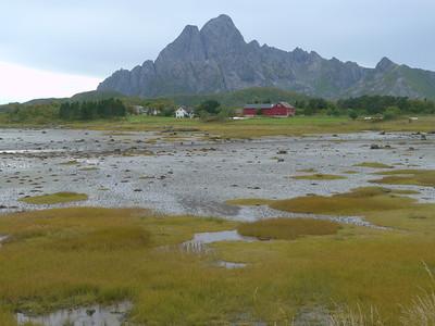 Velotour Lofoten-Vesterålen-Narvik  / @RobAng 2012 / Ørsvåg, Kabelvåg, Nordland, Lofoten, NOR, Norwegen, 8.38571 m ü/M, 10/09/2012 15:40:03