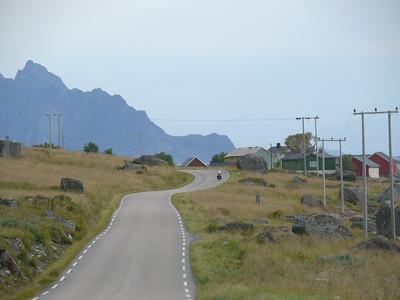 Velotour Lofoten-Vesterålen-Narvik  / @RobAng 2012 / Justad, Stamsund, Nordland, Lofoten, NOR, Norwegen, 5.6875 m ü/M, 10/09/2012 11:37:55