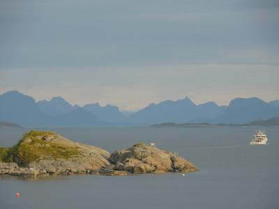 Velotour Lofoten-Vesterålen-Narvik  / @RobAng 2012 / Kabelvåg, Kabelvåg, Nordland, Lofoten, NOR, Norwegen, 28.74 m ü/M, 10/09/2012 18:07:46