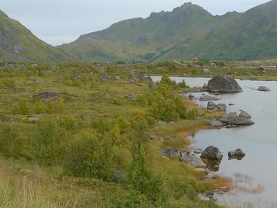 Velotour Lofoten-Vesterålen-Narvik  / @RobAng 2012 / Kangerurda, Stamsund, Nordland, Lofoten, NOR, Norwegen, 3 m ü/M, 10/09/2012 11:51:29