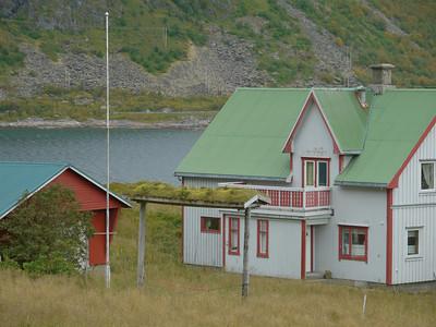 Velotour Lofoten-Vesterålen-Narvik  / @RobAng 2012 / Sundklakk, Kleppstad, Nordland, Lofoten, NOR, Norwegen, 27.625 m ü/M, 10/09/2012 13:32:51