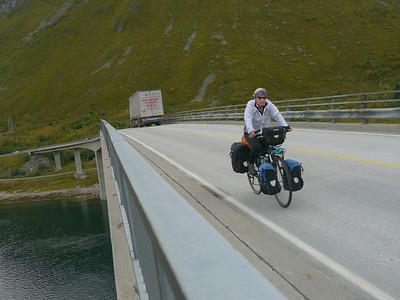 Velotour Lofoten-Vesterålen-Narvik  / @RobAng 2012 / Urda, Kleppstad, Nordland, Lofoten, NOR, Norwegen, 29.8951 m ü/M, 10/09/2012 13:58:23