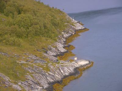 auf der Küstenstrasse von Mo I Rana nach Bodø / @RobAng 2012 / Skålsvik, Nygårdsjøen, Nordland, NOR, Norwegen, 1 m ü/M, 07.09.2012 08:21:56