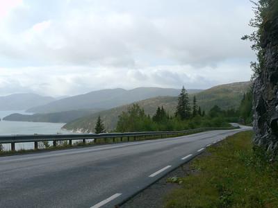 auf der Küstenstrasse von Mo I Rana nach Bodø / @RobAng 2012 / Jamtjorda, Dalsgrenda, Nordland, NOR, Norwegen, 200 m ü/M, 06.09.2012 14:02:28