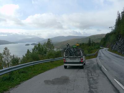 auf der Küstenstrasse von Mo I Rana nach Bodø / @RobAng 2012 / Jamtjorda, Dalsgrenda, Nordland, NOR, Norwegen, 200 m ü/M, 06.09.2012 14:04:12