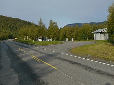 auf der Küstenstrasse von Mo I Rana nach Bodø / @RobAng 2012 / Skålsvik, Nygårdsjøen, Nordland, NOR, Norwegen, 1 m ü/M, 07.09.2012 08:27:13