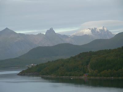 auf der Küstenstrasse von Mo I Rana nach Bodø / @RobAng 2012 / Agskaret, Ågskardet, Nordland, NOR, Norwegen, 40 m ü/M, 06.09.2012 18:21:17