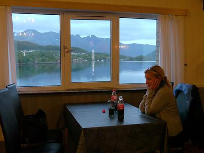 auf der Küstenstrasse von Mo I Rana nach Bodø / @RobAng 2012 / Djupvik, Ørnes, Nordland, NOR, Norwegen, 200 m ü/M, 06.09.2012 19:58:37