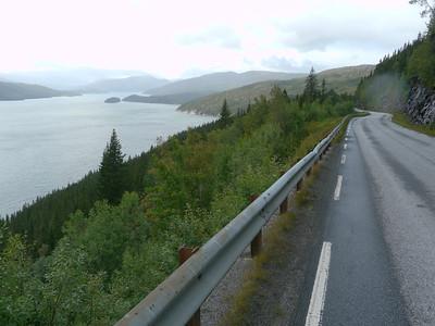 auf der Küstenstrasse von Mo I Rana nach Bodø / @RobAng 2012 / Jamtjorda, Dalsgrenda, Nordland, NOR, Norwegen, 200 m ü/M, 06.09.2012 14:03:05
