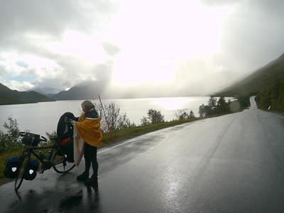 Velotour Lofoten-Vesterålen-Narvik  / Velotour Lofoten-Vesterålen-Narvik  / @RobAng 2012 / Gambogen, Gullesfjord, Troms, NOR, Norwegen, 3.312 m ü/M, 12/09/2012 15:04:42