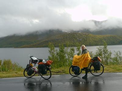 Velotour Lofoten-Vesterålen-Narvik  / Velotour Lofoten-Vesterålen-Narvik  / @RobAng 2012 / Gambogen, Gullesfjord, Troms, NOR, Norwegen, 1.728 m ü/M, 12/09/2012 15:06:21