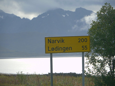 Velotour Lofoten-Vesterålen-Narvik  / @RobAng 2012 / Strand, Sortland, Nordland, Vesterålen, NOR, Norwegen, 18 m ü/M, 12/09/2012 13:08:49