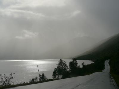 Velotour Lofoten-Vesterålen-Narvik  / Velotour Lofoten-Vesterålen-Narvik  / @RobAng 2012 / Gambogen, Gullesfjord, Troms, NOR, Norwegen, 2.736 m ü/M, 12/09/2012 15:05:18