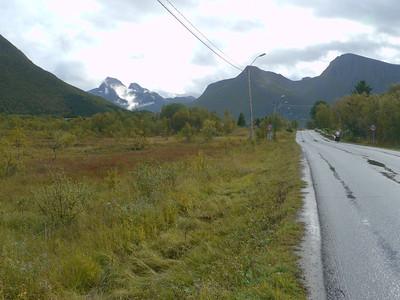 Velotour Lofoten-Vesterålen-Narvik  / @RobAng 2012 / Kjerringnes, Sortland, Nordland, Vesterålen, NOR, Norwegen, 20 m ü/M, 12/09/2012 13:29:50