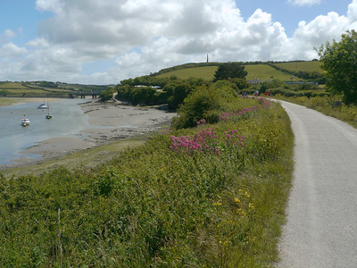 © RobAng 2011, Velotour GB (Dorset-Devon-Cornwall), Cornwall, Padstow, Padstow, 3 m
