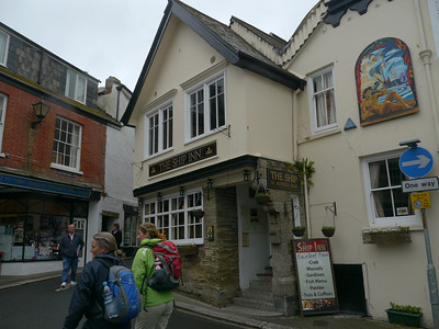 © RobAng 2011, Velotour GB (Dorset-Devon-Cornwall), Cornwall, Fowey, Fowey, 9 m