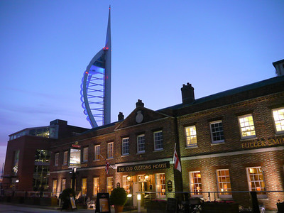 © RobAng 2011, Velotour GB (Dorset-Devon-Cornwall), Dorset, Old Portsmouth, St. Thomas Ward, 6 m