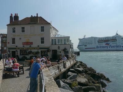 © RobAng 2011, Velotour GB (Dorset-Devon-Cornwall), Dorset, Old Portsmouth, St. Thomas Ward, 0 m