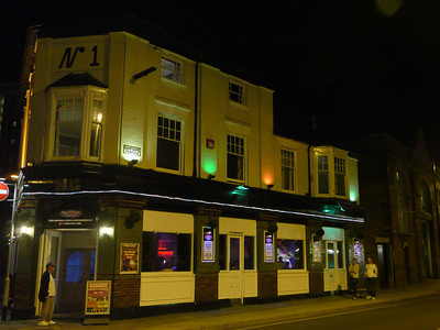 © RobAng 2011, Velotour GB (Dorset-Devon-Cornwall), Dorset, Portsmouth, Charles Dickens Ward, 6 m