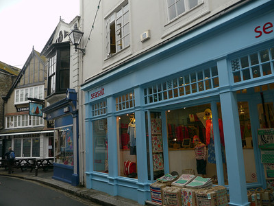 © RobAng 2011, Velotour GB (Dorset-Devon-Cornwall), Cornwall, Fowey, Fowey, 15 m