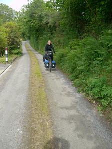 © RobAng 2011, Velotour GB (Dorset-Devon-Cornwall), Cornwall, Lansallos, Lansallos, 53 m
