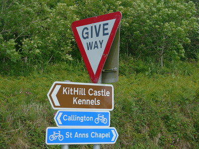 © RobAng 2011, Velotour GB (Dorset-Devon-Cornwall), Cornwall, Callington, Calstock, 213 m