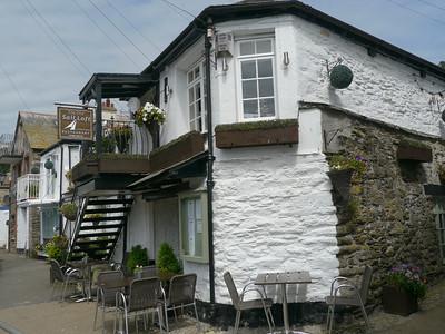 © RobAng 2011, Velotour GB (Dorset-Devon-Cornwall), Cornwall, Looe, Looe, 2 m