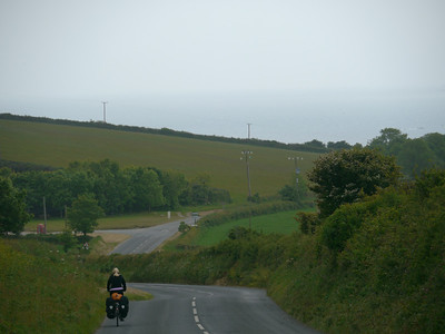 © RobAng 2011, Velotour GB (Dorset-Devon-Cornwall), Cornwall, Lanteglos, Lanteglos, 98 m