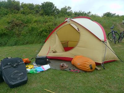 © RobAng 2011, Velotour GB (Dorset-Devon-Cornwall), Dorset, Symondsbury, 17 m