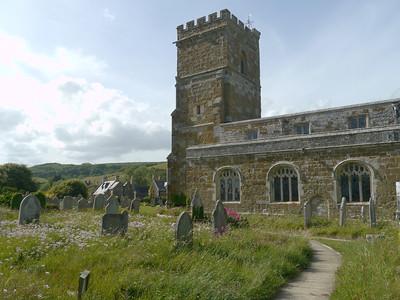 © RobAng 2011, Velotour GB (Dorset-Devon-Cornwall), Dorset, Abbotsbury, 42 m