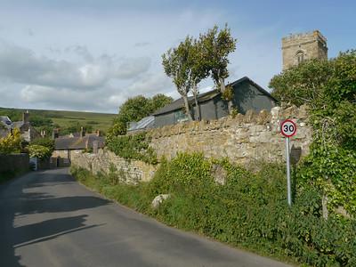© RobAng 2011, Velotour GB (Dorset-Devon-Cornwall), Dorset, Abbotsbury, 41 m