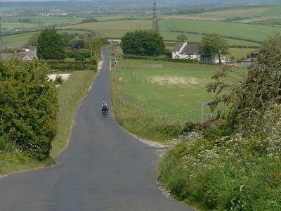 © RobAng 2011, Velotour GB (Dorset-Devon-Cornwall), Dorset, Winterborne St. Martin, 197 m