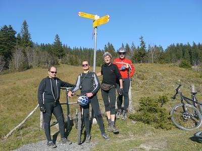 @RobAng 2012 / Fläschlihöhe (1368m), zwischen Sihlsee und Wäggitalesee, Kanton Schwyz, CH, Schweiz/Switzerland,  25.10.2012 14:45:18