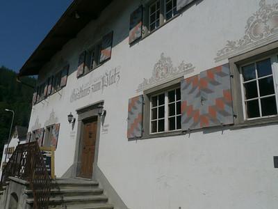 Fideris, Putz, 929.2 m, Schweiz / 2012/07/27 10:55:19