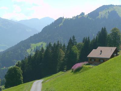 Fideris, Fideris, 1320.66 m, Schweiz / 2012/07/27 11:29:24