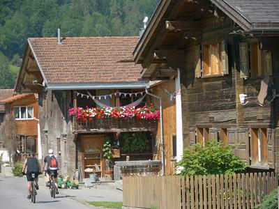 Fideris, Putz, 936 m, Schweiz / 2012/07/27 10:46:46