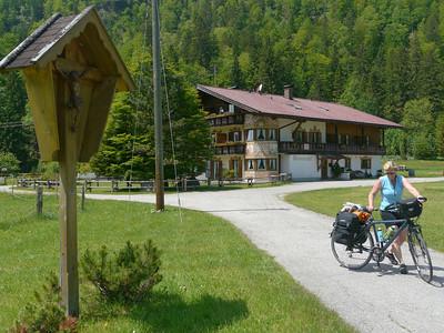 Obernach, Wallgau, 829.074 m, Deutschland /  RobAng, 2012/05/27 13:06:22
