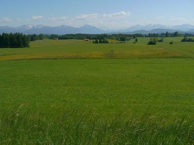 Geisenhofen, Bernbeuren, 836.533 m, Deutschland /  RobAng, 2012/05/26 16:23:14