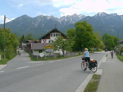 Wallgau, Wallgau, 913.762 m, Deutschland /  RobAng, 2012/05/27 13:38:51
