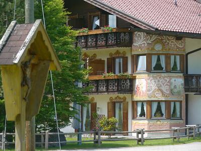 Obernach, Wallgau, 829.579 m, Deutschland /  RobAng, 2012/05/27 13:07:10