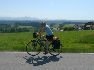 Buchen, Stötten am Auerberg, 820.2 m, Deutschland /  RobAng, 2012/05/26 16:15:36