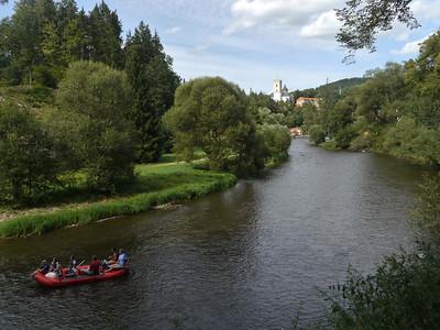 @RobAng, Aug 2013 / Rožmberk nad Vltavou, Rožmberk nad Vltavou, Ceský Krumlov, CZE, Tschechien, 567 m ü/M, 13.08.2013 16:07:59