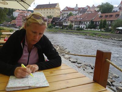 @RobAng, Aug 2013 / Krumau, Ceský Krumlov, Ceský Krumlov, CZE, Tschechien, 486 m ü/M, 13.08.2013 13:32:11