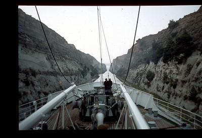 @RobAng1977. auf dem Schiff Venedig - Kanal v. Korinth - Zpyern - Haifa